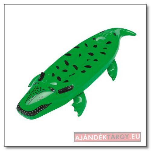Manni felfújható krokodil